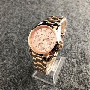 😍 Beautiful New Michael Kors Rose Gold Watch 🎉